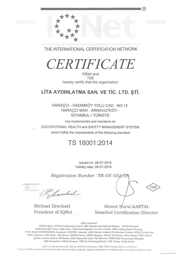Certificates occupational health and safety management fire certificate 1betcityfo Choice Image