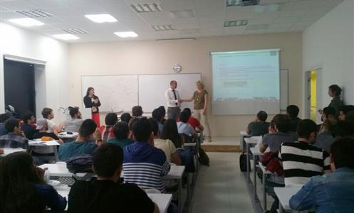Kocaeli University LED Lighting Seminar