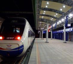 Konya High-Speed Train Station