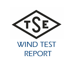 Wind Test Report